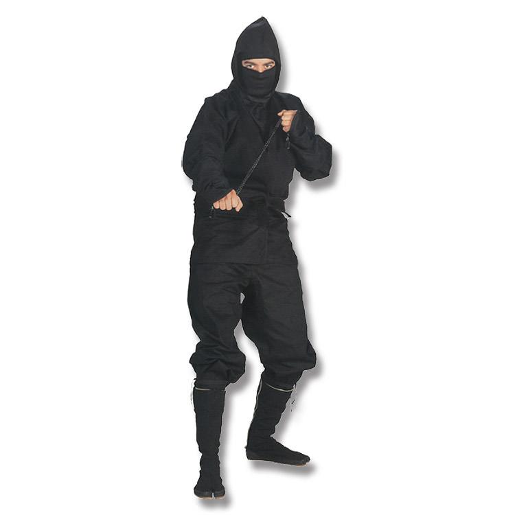 Black Ninja UNIFORM - Medium