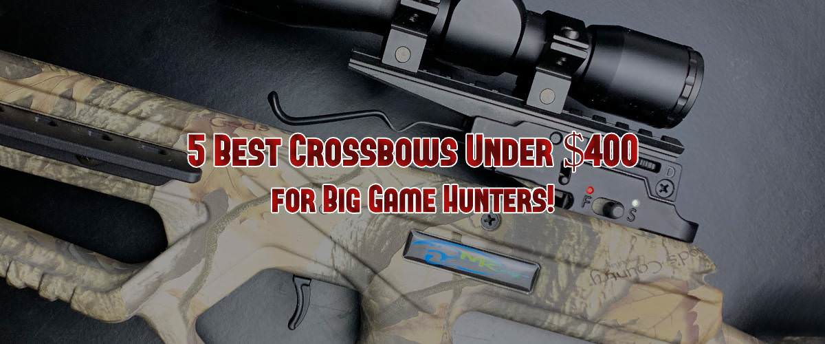 5 best crossbows