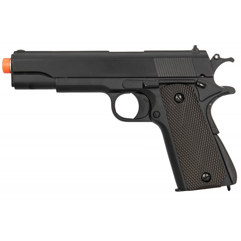 Double Bell M1911 WWII Metal Body Airsoft