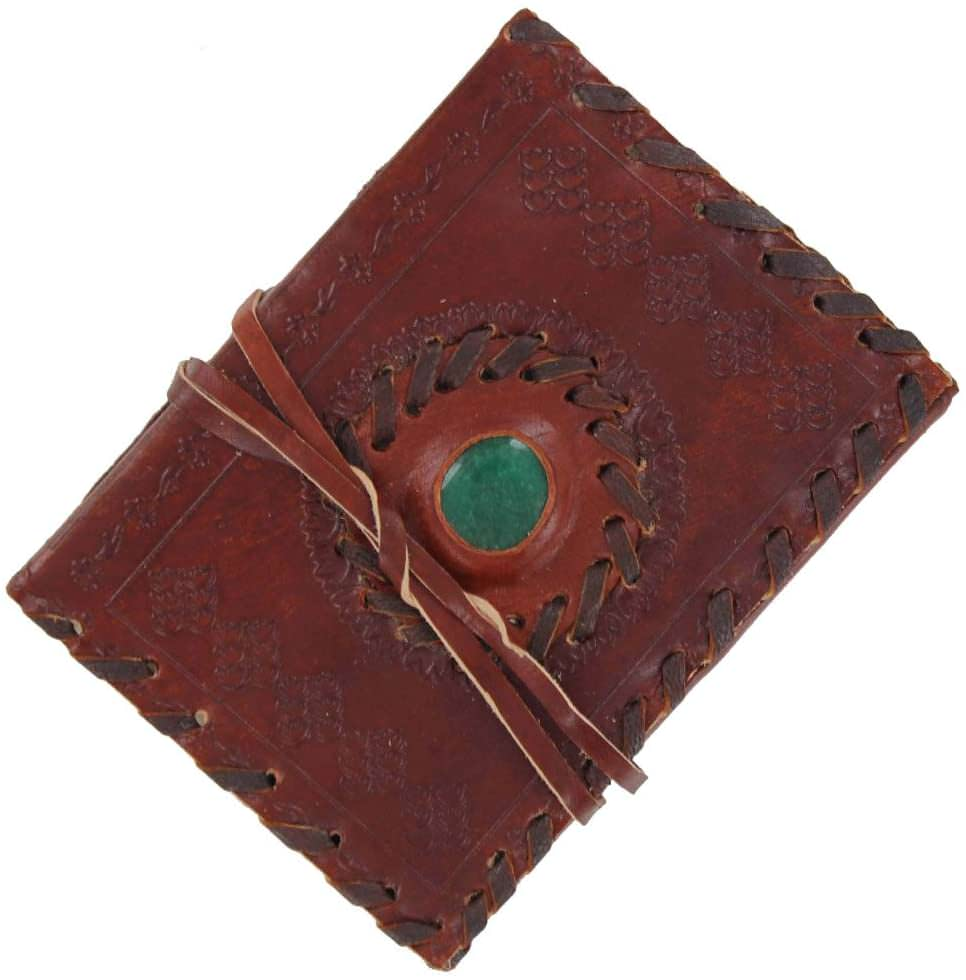 Medieval Dragons Eye Journal Brown