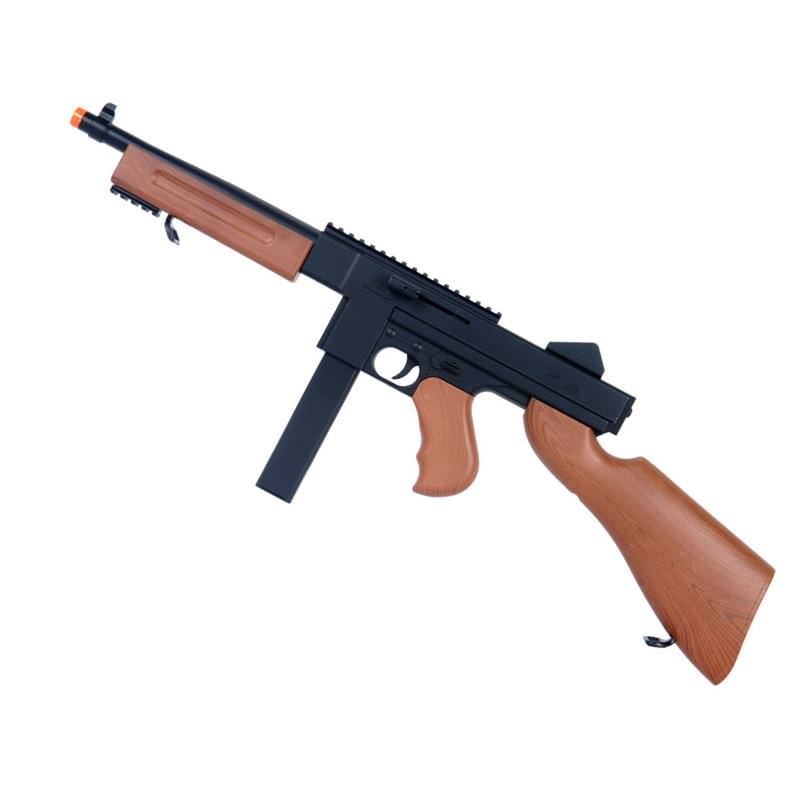 Double Eagle Thompson M1A1 FPS-300 Spring Airsoft Rifle