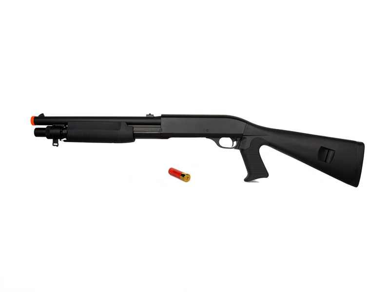 DE M56A Tri-Shot Spring Airsoft Shotgun