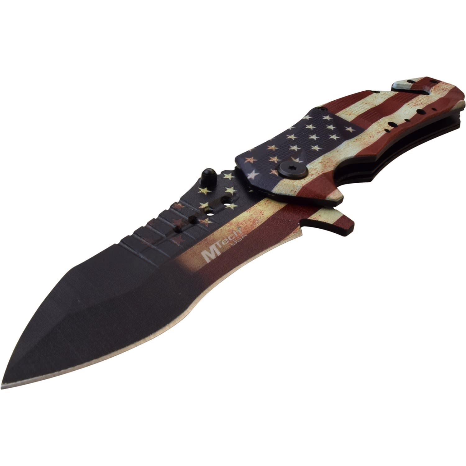 Spring Assisted Knife Tactical Knife