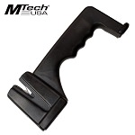 Mtech Knife Sharpener with Ceramic Rods and ABS Handle