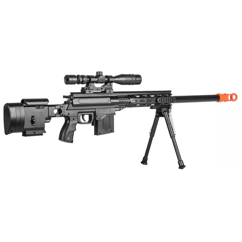 Tactical Spring Sniper Airsoft Rifle Gun