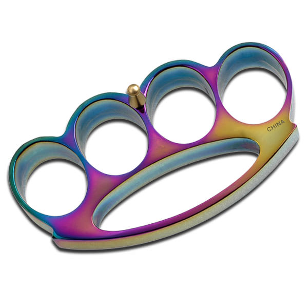 Heavy Duty Paperweight Titanium Belt Knuckle Buckle