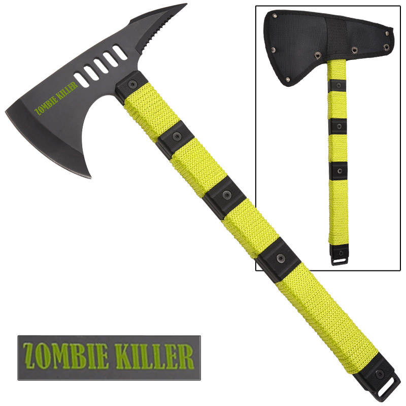 Zombie Killer Tactical Throwing Axe