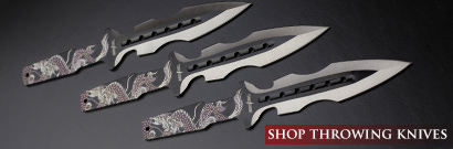 Throwing Knives for Sale