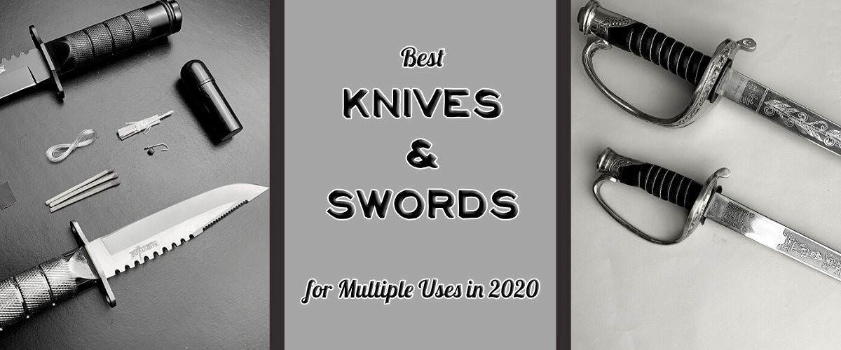 best knives and swords