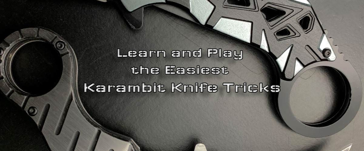 karambit knife tricks