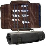 Knife Roll Carrying Case Holds 24 Pcs