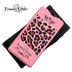 Femme Fatale 3.5 Million Volts Rechargeable Stun Gun With Nylon Pouch