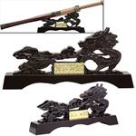 Hean Dynasty and Board Sword Stand