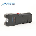 Monster Ultra Powered 15 Million Volt Rechargeable Stun Gun with LED Light