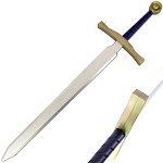Knight Errant Foam Latex Sword Cosplay Costume