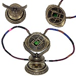 Doctor Costume Cosplay Strange Necklace - Eye Amulet Agamotto Stone Prop