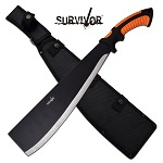 Outdoor Survival 20 inch Machete Knife With Sheath