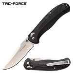 Tac Force 8 Inch Manual Folding Pocket Knife Drop Point Blade