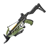 80lb Self Cocking Pistol GRIP CrossBow with Adjustable Stock