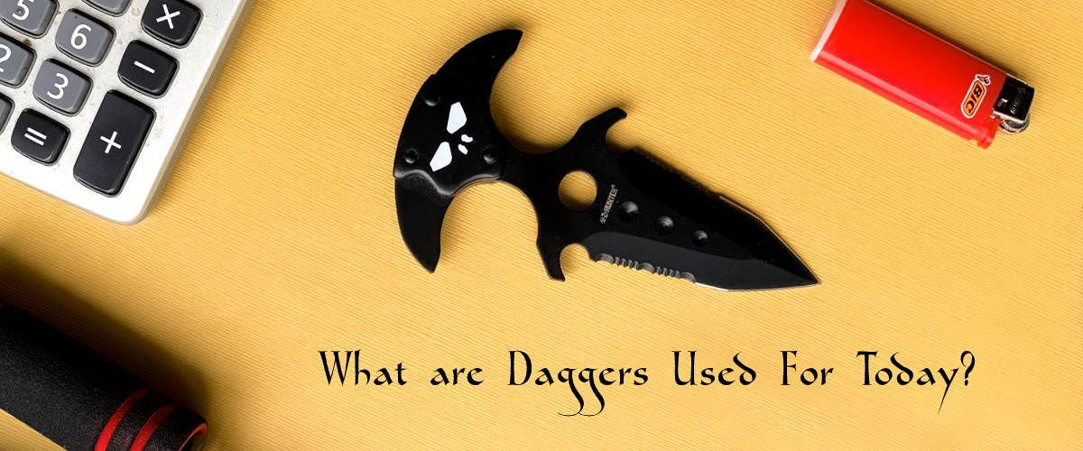 what are daggers