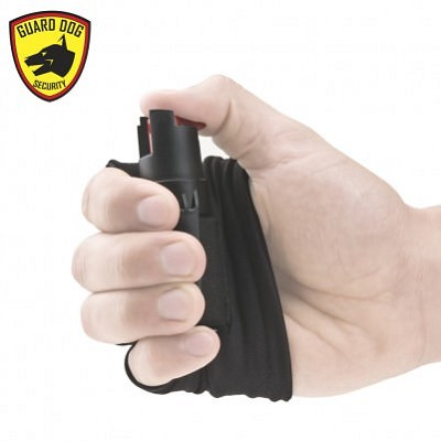 InstaFire Personal Defense Pepper Spray 1/2 oz With Activewear Hand Sleeve