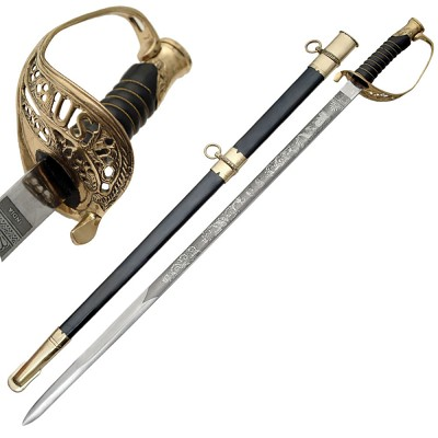 Model 1850 U.S. Foot Officer's Sword