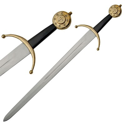 Knights Classic Medieval War Broad Sword