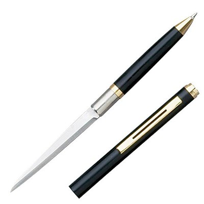 Ink Pen Knife with Plain Edge