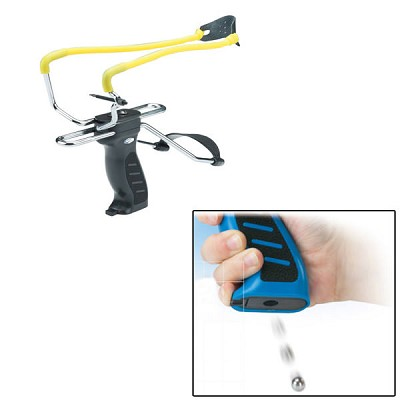 High Velocity Auto Feed System Professional Hunting Sling shot