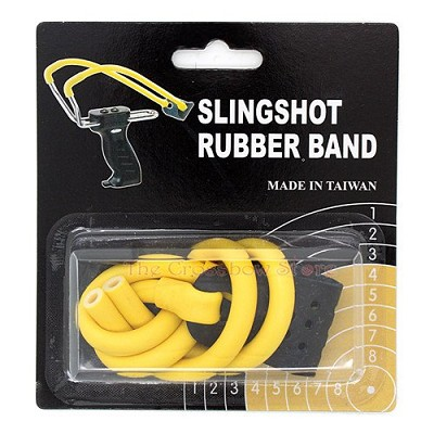 Slingshot Rubber Band Replacement Kit