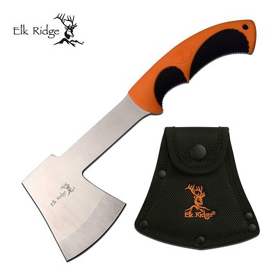 Elk Ridge Outdoor Hunting Hatchet Axe