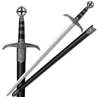 Robin of Locksley's Sword with Scabbard