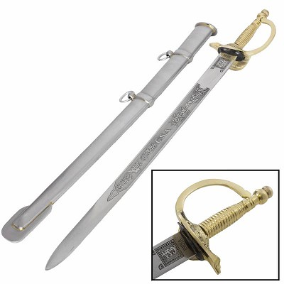 CSA/NCO A Confederate Non-Commisioned Officers Short Sword