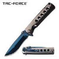 Tac-Force Two Tone Spring Assisted Folding Pocket Knife